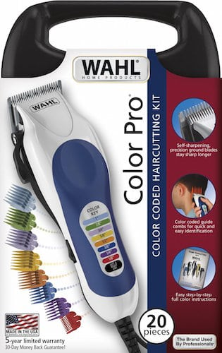 wahl clippers reviews