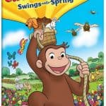 Save 73% on the Curious George Swings into Spring, Free Shipping Eligible!