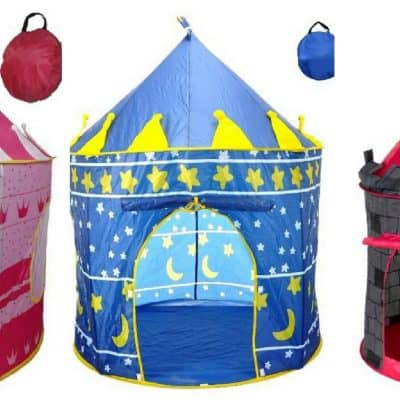Save 60% on the Indoor/Outdoor Play Tent, Free Shipping Eligible!