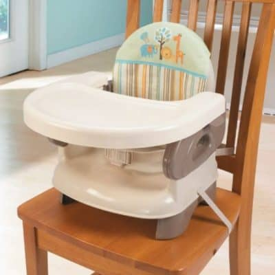 Save 44% on the Summer Infant Deluxe Comfort Booster, Free Shipping Eligible!