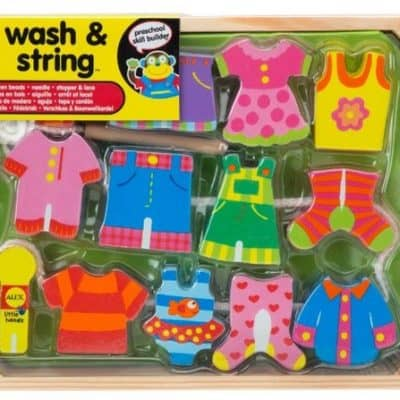 Save 33% on the ALEX Toys Little Hands Wash & String, Free Shipping Eligible!