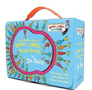 Save 57% on the Dr Seuss Box Set Children's Book, Free Shipping Eligible!
