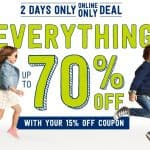 Crazy8 Online Sale: Up to 70% off + FREE Shipping!