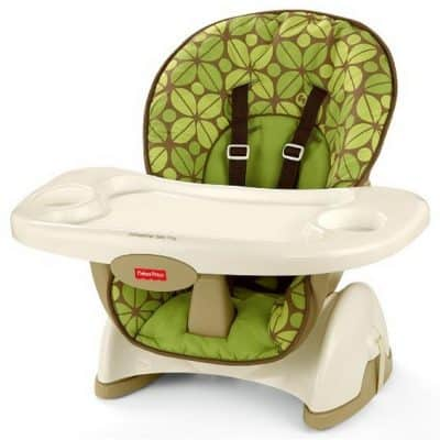 Save 54% on the Fisher-Price SpaceSaver High Chair, Free Shipping Eligible!