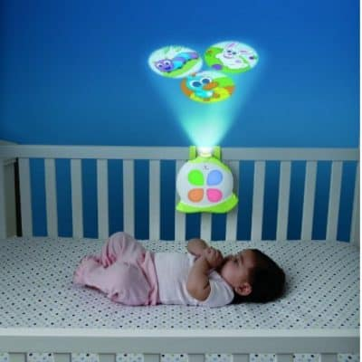 Save 61% on the myBaby SoundSpa Sleepy Snail Projection Light and Noise Machine, Free Shipping Eligible!