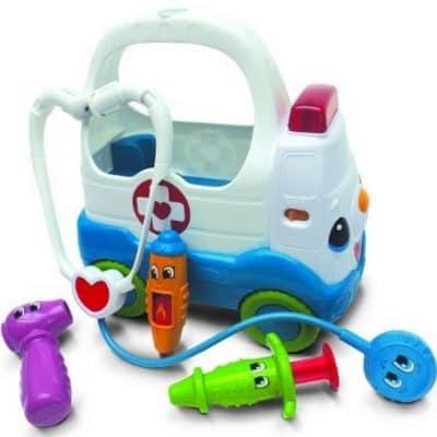 Save 59% on the LeapFrog Mobile Medical Kit   Free Shipping