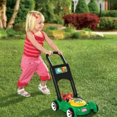 Save 40% on the Little Tikes Gas 'n Go Mower Toy, Free Shipping Eligible!