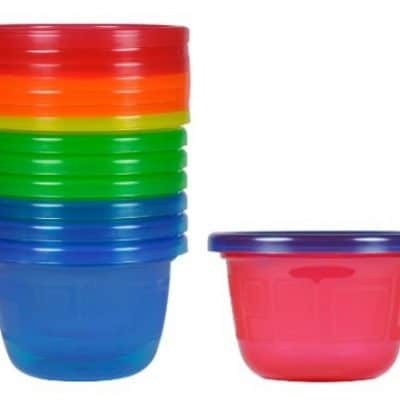 Save 27% on the The First Years Take & Toss Toddler Bowls, Free Shipping Eligible!