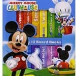 Save 40% on the My First Library: Mickey Mouse Clubhouse Children's Book, Free Shipping Eligible!