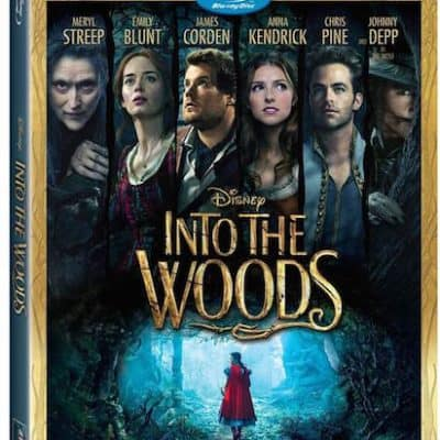 into the woods movie cover