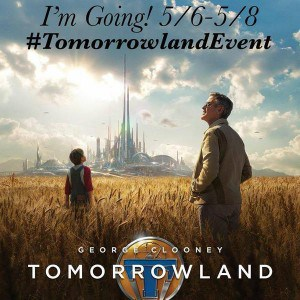 Disney is Taking Me to Tomorrowland!