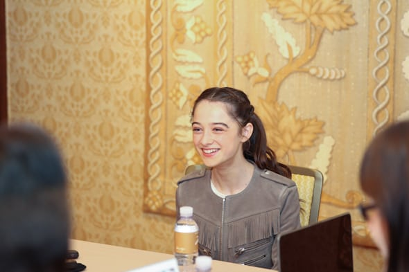 raffey cassidy interview