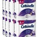 Cottonelle Ultra Comfort Care as low as $0.20/Regular Roll plus Free Shipping!