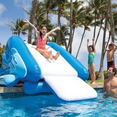 Save 38% off Inflatable Water Slide, Free Shipping Eligible!