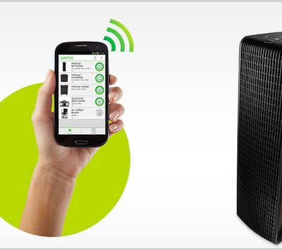 Making Air Allergy-Friendly with a Holmes® Smart Air Purifier with WeMo Technology