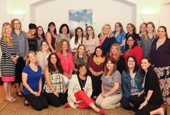 Disney mom bloggers press junket