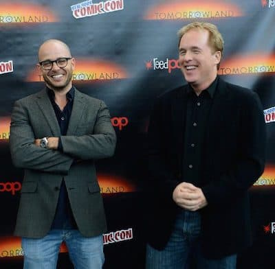 damon lindelof and brad bird tomorrowland interview blogger