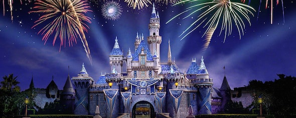 disneyland new fireworks