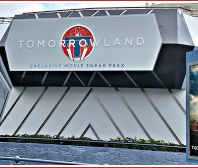 See More of Disney's TOMORROWLAND at Disneyland and Disney World!