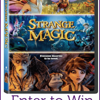 STRANGE MAGIC by LucasFilms on DVD: Printable Coloring Sheets