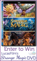 Strange Magic dvd giveaway