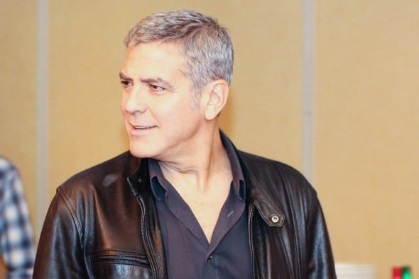 george clooney tomorrowland interview