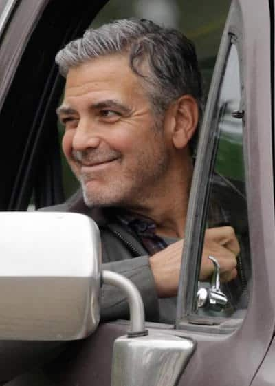 george clooney tomorrowland set interview