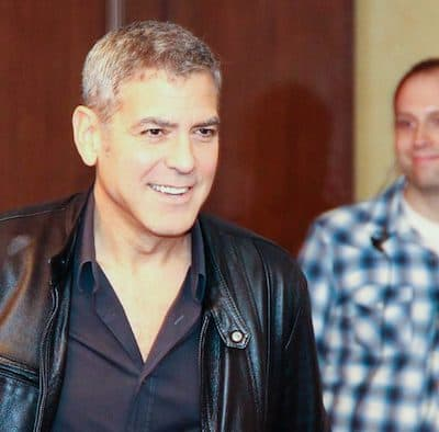 Exclusive: Tomorrowland Spoilers, Set Details Straight from George Clooney! #TomorrowlandEvent