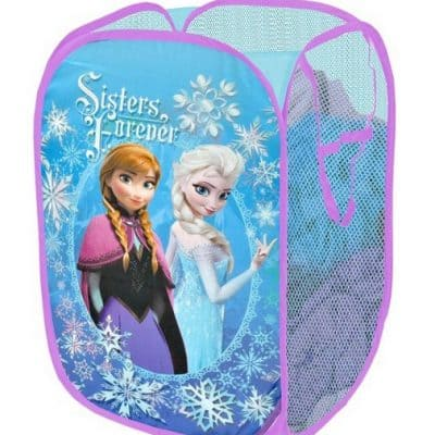 Save 40% on the Disney Frozen Pop Up Hamper {Great for Stuffed Animal Storage!}, Free Shipping Eligible!