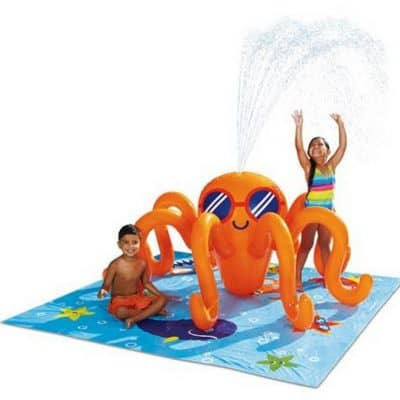 Save 44% on Play Day Octopus Play Center Swimming Pool, Free Shipping Eligible!