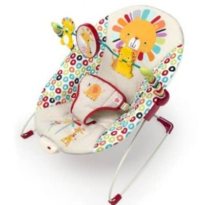 Save 42% on the Bright Starts Playful Pinwheels Bouncer, Free Shipping Eligible!