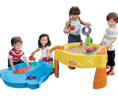 Save 33% on the Little Tikes Treasure Hunt Sand and Water Table, Free Shipping Eligible!
