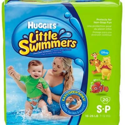 Target Deals: Huggies Little Swimmers for $4.01 After Printable Coupons