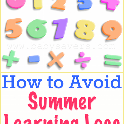 What's Summer Learning Loss? How to Keep Math Skills Fresh