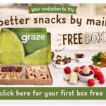Get Your FREE Box of Healthy Snacks from Graze!