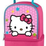 Save 40% on the Thermos Dual-Compartment Hello Kitty Lunch Kit, Free Shipping Eligible!