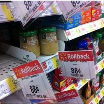 Walmart Coupon Deals: Beech-Nut Naturals Baby Food only $0.55 After Printable Coupons