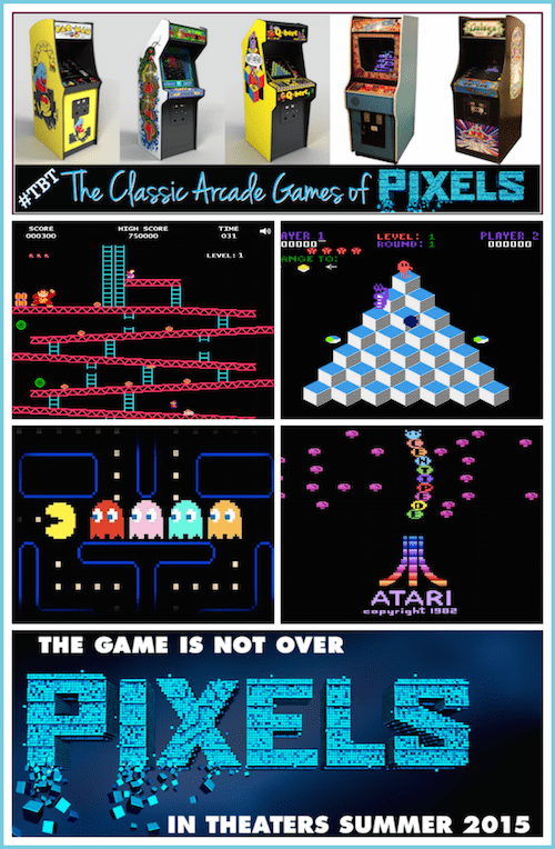 games in pixels