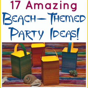 beach party theme ideas
