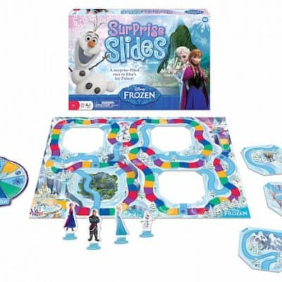 disney frozen surprise slides games