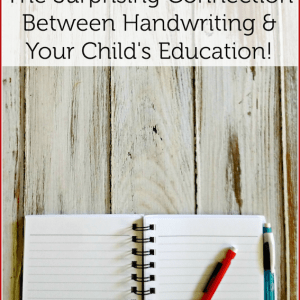 why handwriting is important education