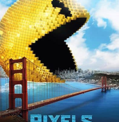 PIXELS Movie Review: Hilarious Moments + Josh Gad = Pure Entertainment!