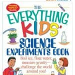 Save 44% on the The Everything Kids' Science Experiments Book, Free Shipping Eligible!