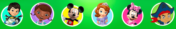 disney junior icons review