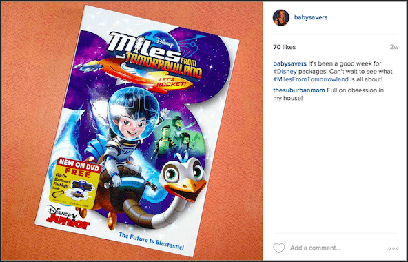 miles from tomorrowland lets rocket review