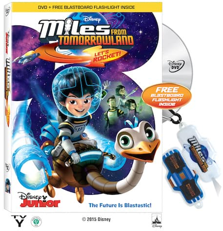 miles from tomorrowland lets rocket dvd review