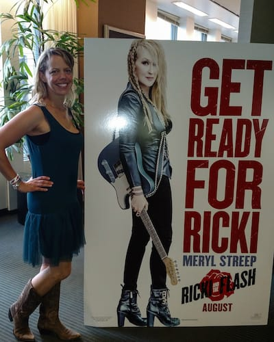 ricki and the flash night out