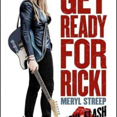 ricki and the flash movie poster