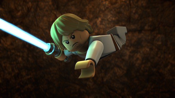 lego star wars new yoda dvd review