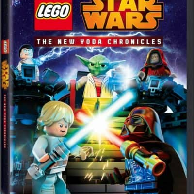 LEGO STAR WARS: The New Yoda Chronicles Now on DVD!
